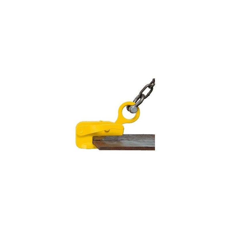 Pince à tôle utilisable seule - Capacité : 4.5 tonnes