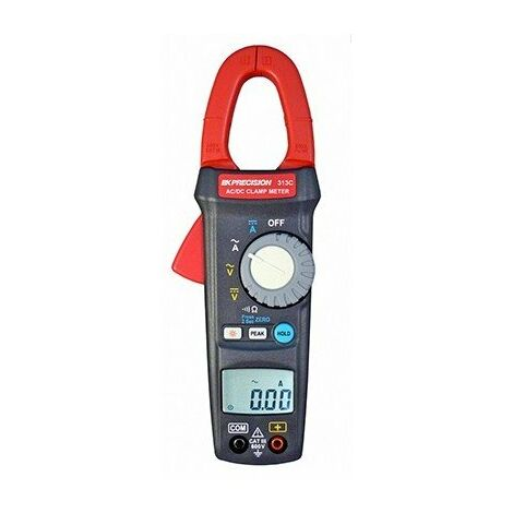 Pince ampèremétrique - 600A - AC/DC