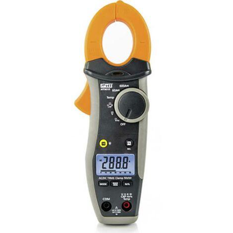 Pince ampèremétrique HT Instruments HT9015 1009015 numérique CAT III 1000 V, CAT IV 600 V Affichage (nombre de points):