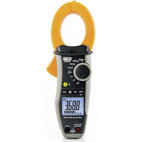 Pince ampèremétrique HT Instruments HT9021 1009021 numérique CAT III 1000 V, CAT IV 600 V Affichage (nombre de points):