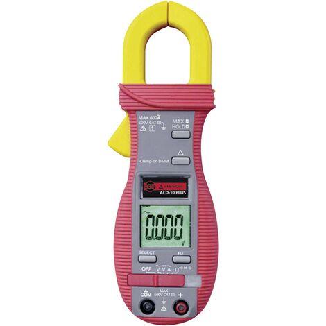 Pince ampèremétrique, Multimètre Beha Amprobe ACD-10 PLUS 3037808 numérique CAT III 600 V Affichage (nombre de points): 4000 1 pc(s)