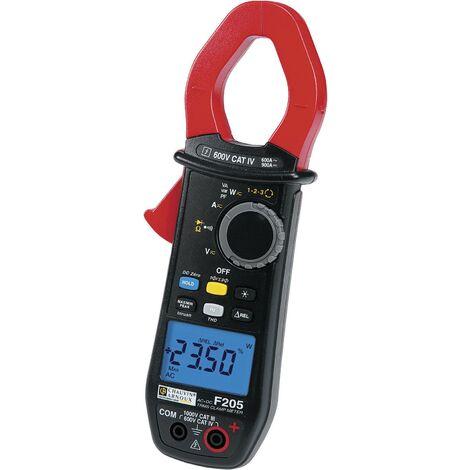 Pince ampèremétrique, Multimètre Chauvin Arnoux P01120925 numérique Etalonnage: d'usine (sans certificat) Q75324