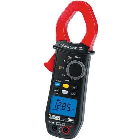 Pince Ampèremétrique / multimètre F203