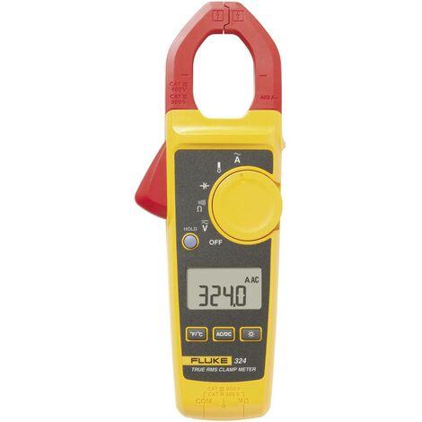 Pince ampèremétrique, Multimètre numérique Fluke 324 CAT III 600 V, CAT IV 300 V Affichage (nombre de points):4000