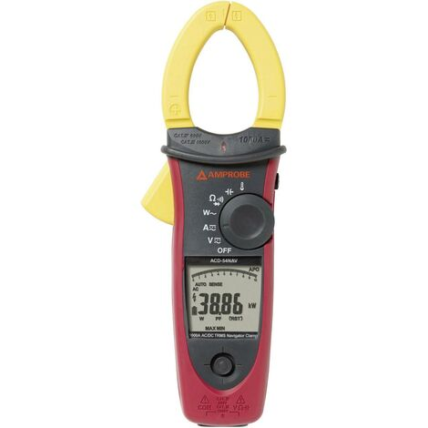 Pince ampéremètrique Navigator ACDC-54NAV Q52680