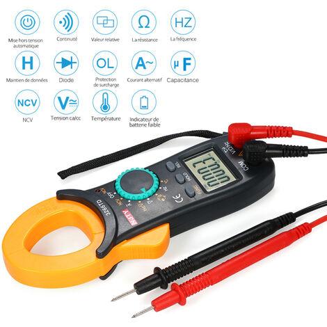 Pince Amperemetrique Numerique, Gamme Automatique, 4000 Comptes
