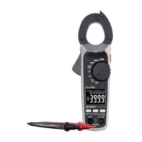 Pince ampèremétrique numérique VOLTCRAFT VC-523 SE CAT III 600 V Affichage (nombre de points): 4000 édition spéciale