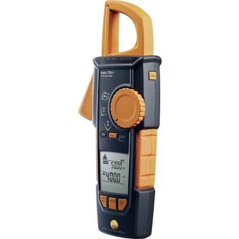 Pince ampèremétrique True-RMS testo 770-1 W280071