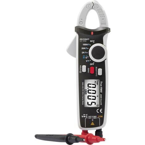 Pince ampèremétrique VOLTCRAFT VC-9486040 numérique Etalonnage: ISO C045761
