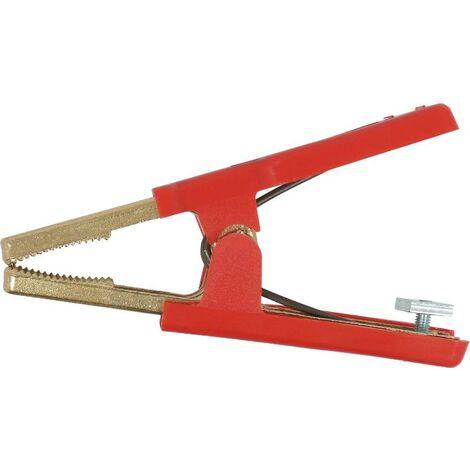 Pince de démarrage en bronze rouge 250 Ampères 143mm - S04145