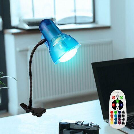 Pince de LED RVB avec télécommande et Flexoarm
