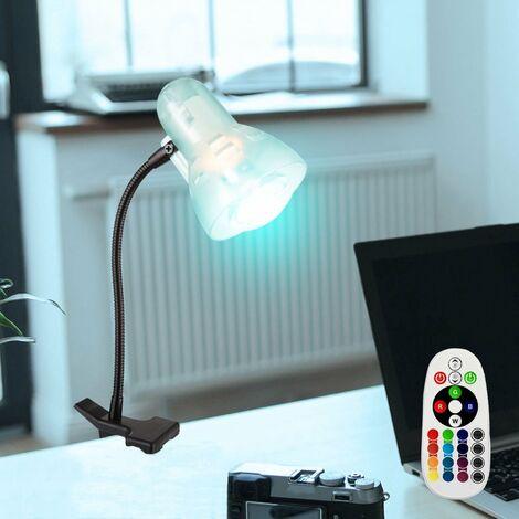 Pince de LED RVB avec télécommande pour vos enfants