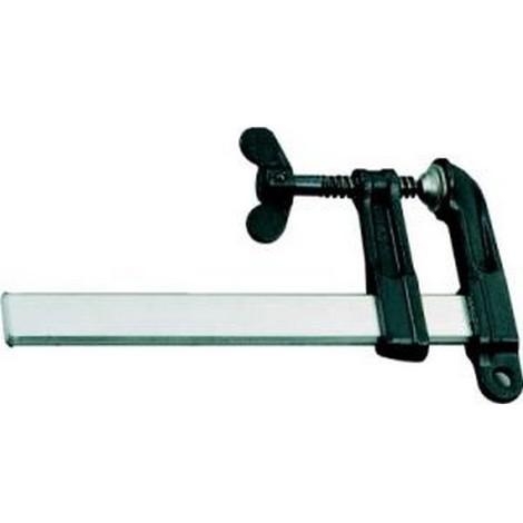 Pince de masse serre-joint, Pour des charges jusqu'à : 400 A, Portée 80 mm