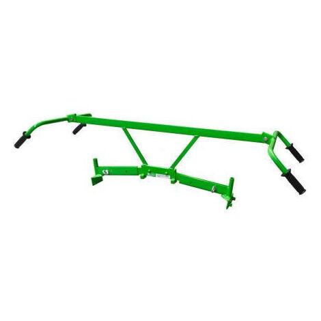 Pince levier porte matériaux L. 600 mm - ZI-PTH600 - Zipper - -