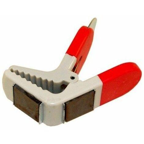 Pince magnétique pour fixer le pinceau à votre pot de peinture de MadeInNature®