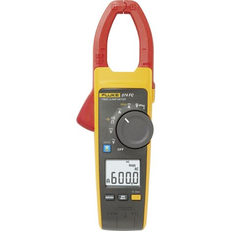 Pince multimètre AC/DC Fluke-374 FC W735591