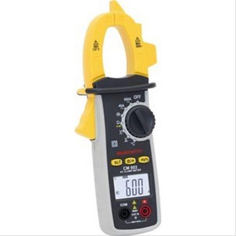 Pince multimètre CM 603 - MULTIMETRIX