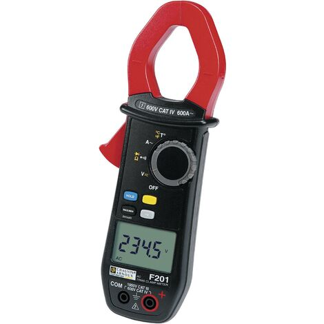 Pince multimètre F201 Q75323