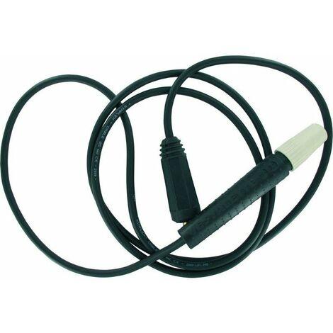 Pince porte électrode enrobée vestalette - 160A à 60% - câble 16 mm² - L 5m