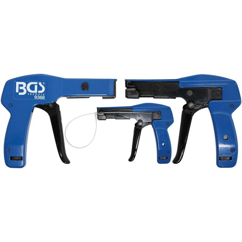 Bgs Technic - Pince pour collier plastique 2.4 à 4.8 mm