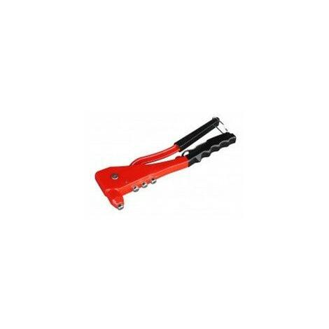 Pince riveter coffret+160 rivets12594