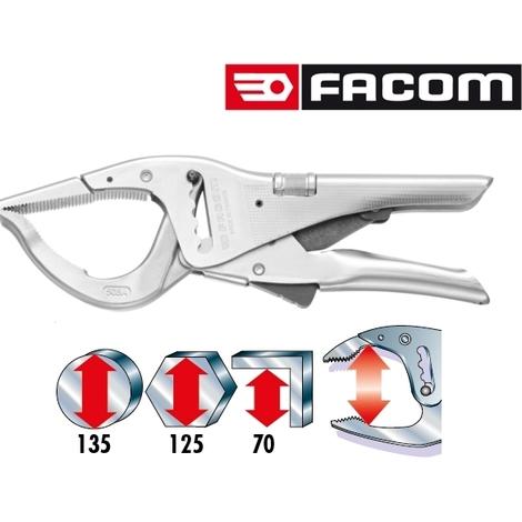 Facom Grip-Pince Etau à 120 mm 501 A 501 A