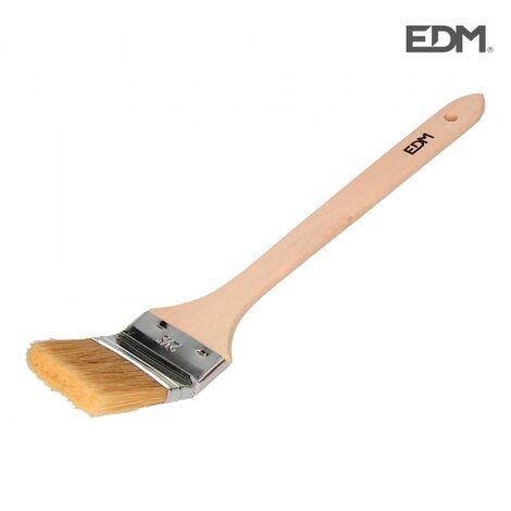 Pinceau brosse radiateur EDM - 60 mm - 24108