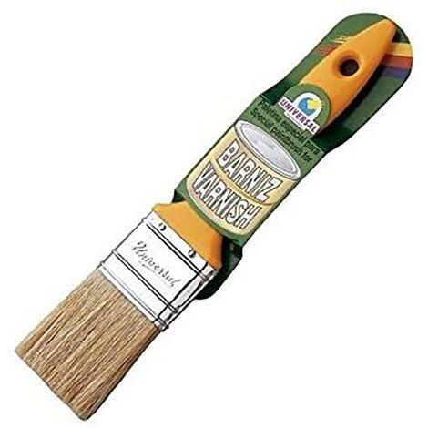 Pinceau de peinture spécial vernis Pinceau de peinture spécial vernis manche jaune 60 Mm-No. 30 Universel