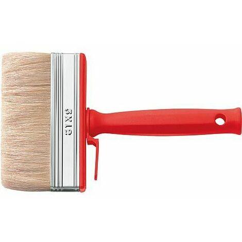 Pinceau de surface 30x100mm, poils de chine clair multicuits, 60% top
