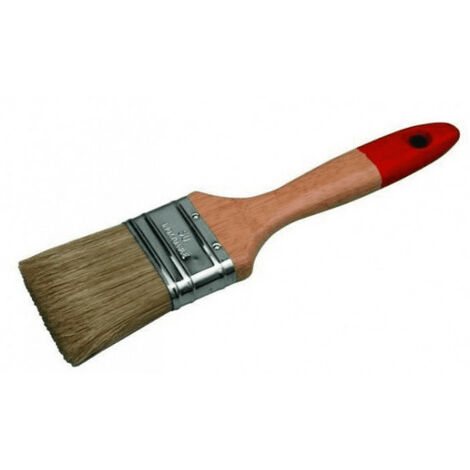 Pinceau plat Glycéro manche en bois filpro NESPOLI - plusieurs modèles disponibles