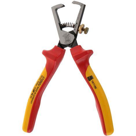 Pinces à dénuder RS PRO pour fil Isolé(e), Maximum of 10mm², longueur totale 160mm
