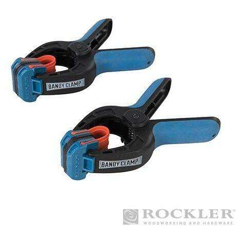 Pinces de serrage, 2 pcs, Taille S