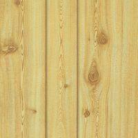 Pine Wood Effect Wallpaper Wooden Plank Boards Realistic Textured Brown Erismann