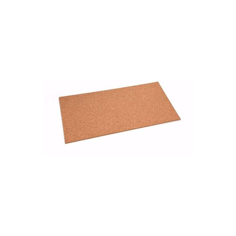 Pinnwand Korkplatte Dämmatte Memotafel Presskork Trittschall 50 x 100 cm 15 mm