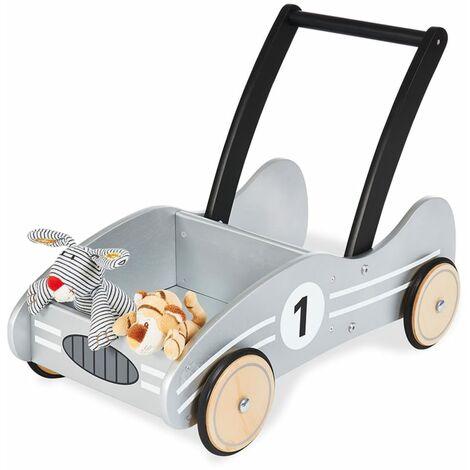 Pinolino Push Car Kimi Silver