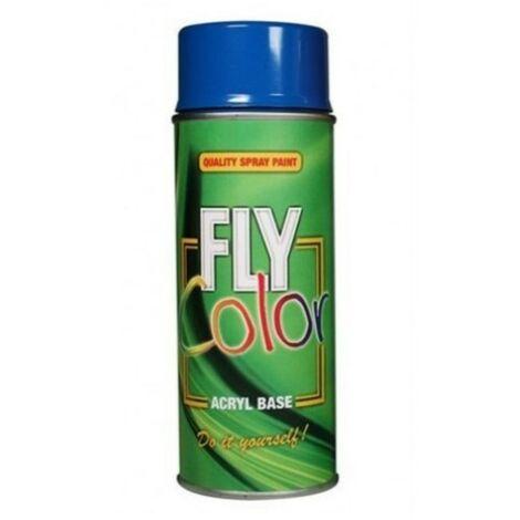 PINTURA ACRIL SAT. 400 ML RAL 9010 BLANCO PURO FLY COLOR
