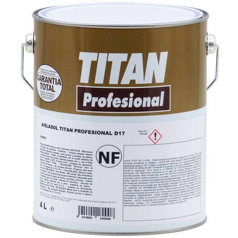 Pintura Aislante al disolvente Titan