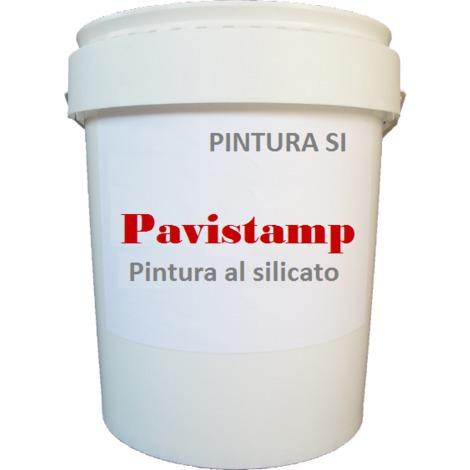 PINTURA AL SILICATO-20 Kg,NCS S 1030-Y30R