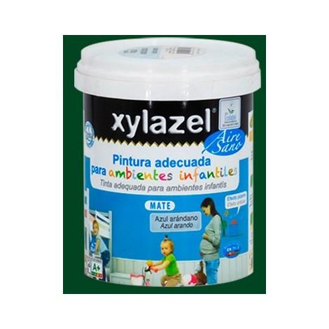 Pintura Ambientes Infantiles Xylazel Aire Sano