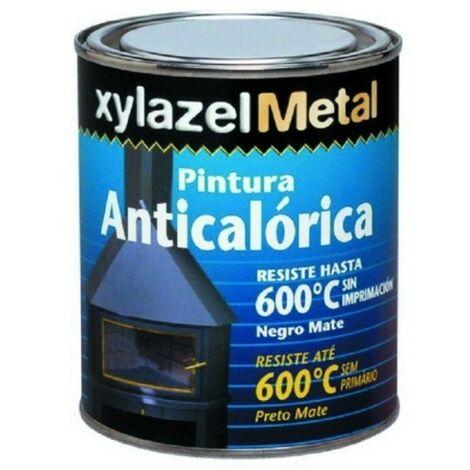 "main image of ""Pintura Anticalórica Negro Mate 600ºC Oxirite"""