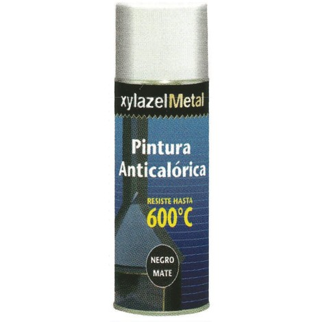 Pintura Antical.spray Negro M - XYLAZEL - 6070133 - 400 ML