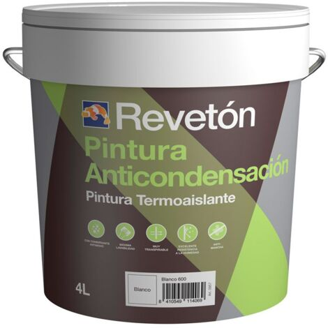 PINTURA ANTICONDENSACION BLANCO 4 LT