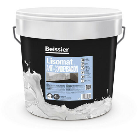Pintura Anticondensacion Lisomat 15 L - BEISSIER..