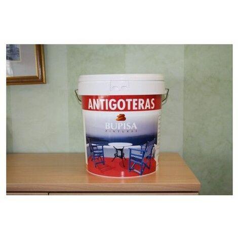 Pintura Antigoteras 4 Lt Blanco Elastica Bupisa