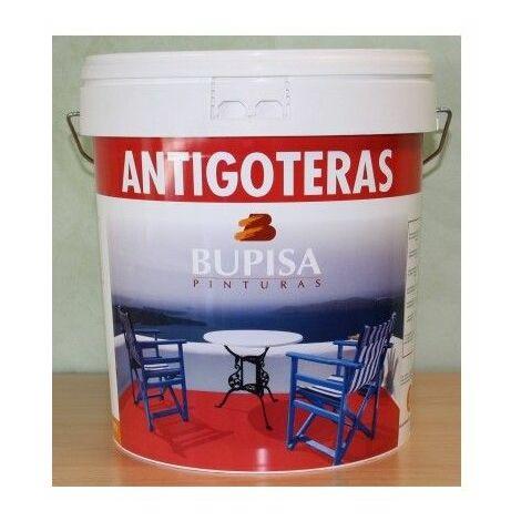Pintura Antigoteras Elastica 750 Ml 750 Ml Blanco Bupisa