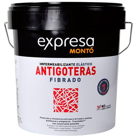 Pintura antigoteras fibrado 4L Montó
