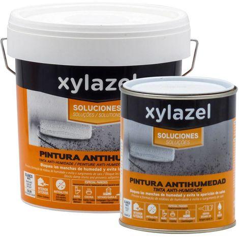Pintura Antihumedad al Agua Xylazel