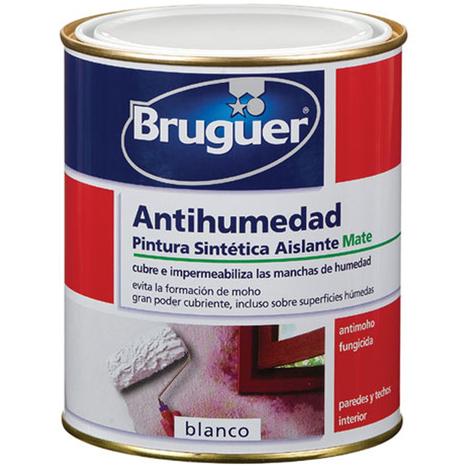 Pintura Antihumedad - BRUGUER - 5056559 - 4 L