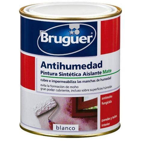 Pintura antihumedad Bruguer 750 Ml Blanco