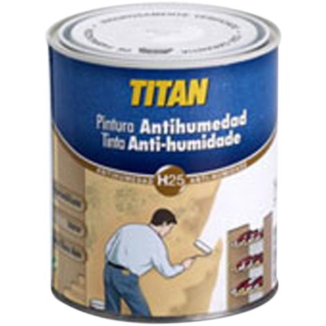 Pintura Antihumedad - TITAN - 019000204 - 4 L
